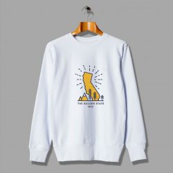 California The Golden State Classic Sweatshirt