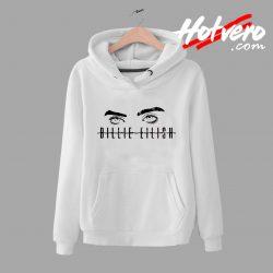Cute Billie Eilish Eye Hoodie
