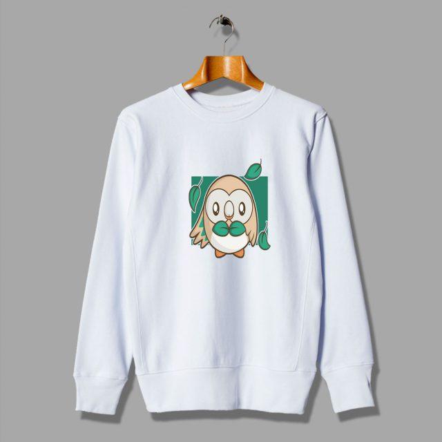 Cute Bird Characteristic Funny Sweatshirt