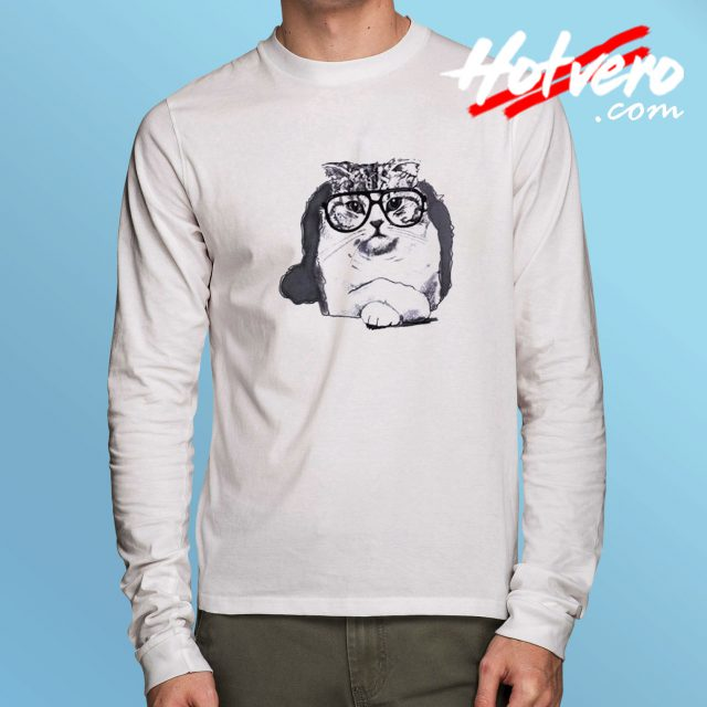 Cute Outfit Taylor Swift Cat Longe Sleeve T Shirt