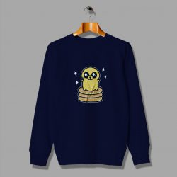 Fantasy Cheap Food Pancake Cute Sweatshirt