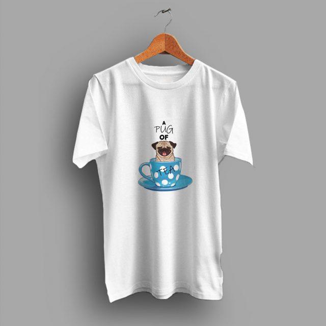Favorite Cheap Be Cool Pug Tea Cute T Shirt