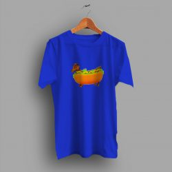 Feels Fun Name Hot Dog Food Cute T Shirt
