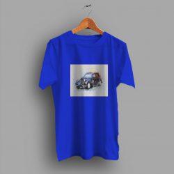 Flattering British Car Classic T Shirt