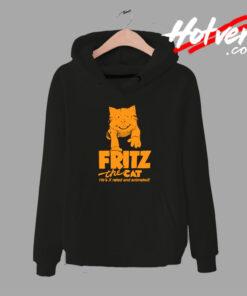 Fritz The Cat Vintage Movie Hoodie