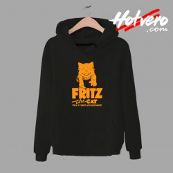Fritz The Cat Vintage Movie Hoodie