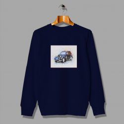 Funny British Car Classic Sweatshirt