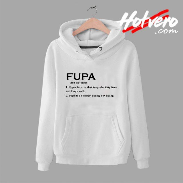 Fupa Word Meaning Hoodie