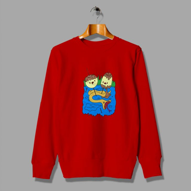 Get Snakes Game Addictive Funny Sweatshirt