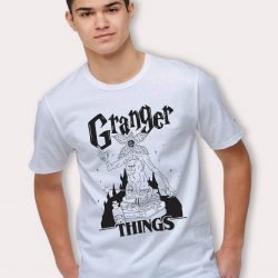 Granger Things Stranger Things T Shirt