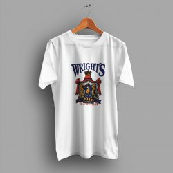 Great Cheap Bar Pub Wrights Lancaster England 80s T Shirt