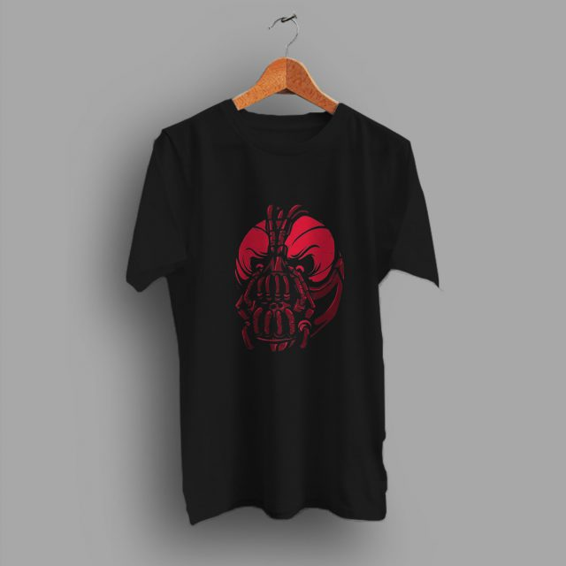 Imagine Heavy Bane Grunge Wear Skull T Shirt