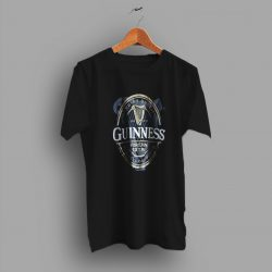 Logo Graphic Guinness Foreign Extra Beer T Shirt