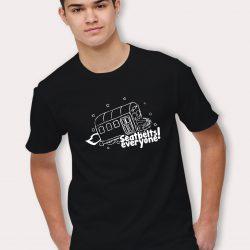 Magic School Bus SEATBELTS T Shirt