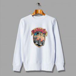 Monster Truck Van Boogie Cheap Sweatshirt