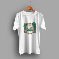 Owl Art Gaming Rowlett Cute Geek T Shirt