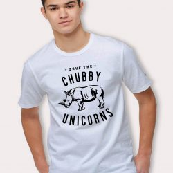Save The Cubby Unicorns Funny T Shirt