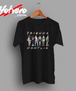Stranger Things Friends Don't Lie T Shirt