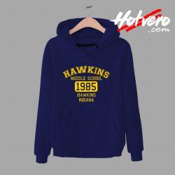 Stranger Things Hawkins Middle School Hoodie