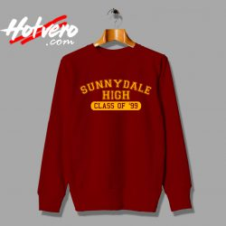 Sunny Dale Buffy The Vampire Slayer Sweatshirt