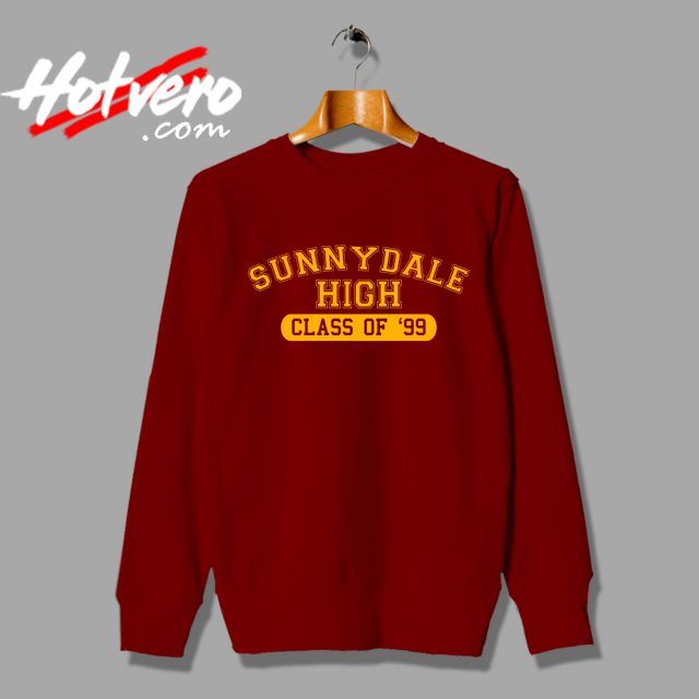 Sunny Dale Buffy The Vampire Slayer Sweatshirt