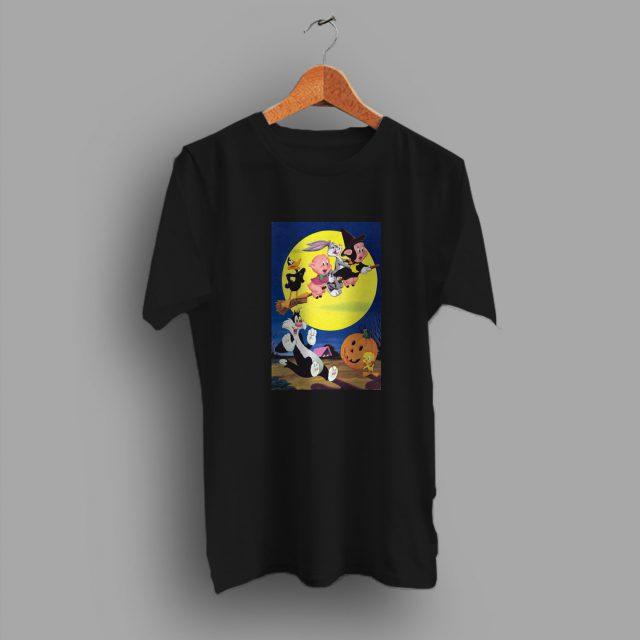 The Season Fans Looney Tunes Halloween T Shirt