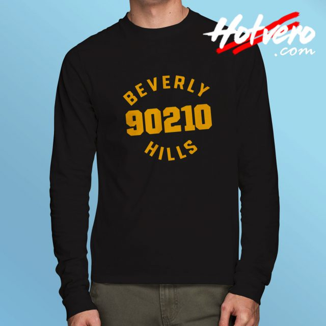 90210 Beverly Hills Reboot Luke Perry Long Sleeve Tee