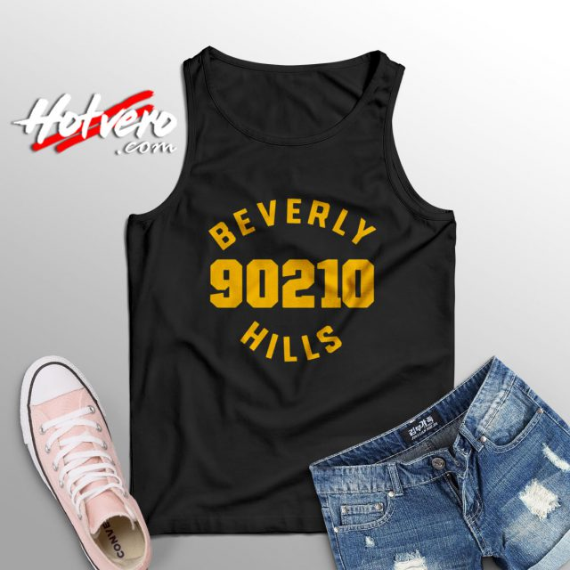 90210 Beverly Hills Reboot Luke Perry Tank Top