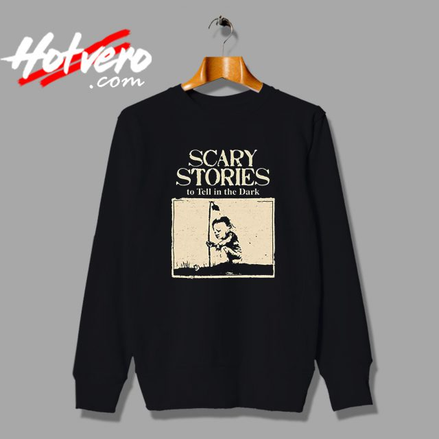 Alvin Schwartz Scary Stories to Tell in The Dark Sweatshirt