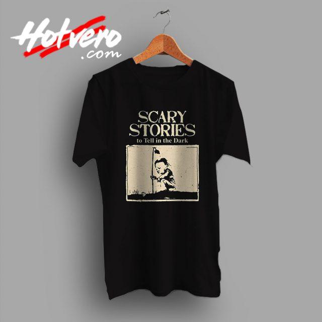 Alvin Schwartz Scary Stories to Tell in The Dark T Shirt