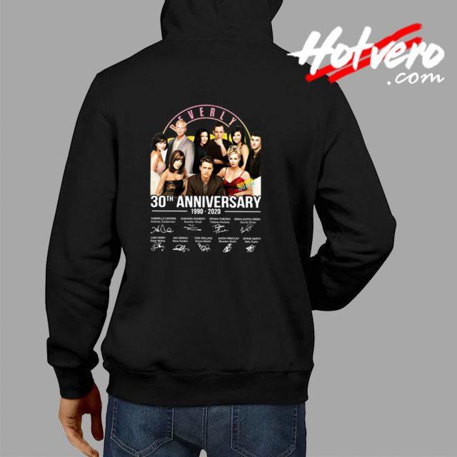 Beverly Hills 90210 30th Anniversary Hoodie