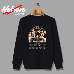 Beverly Hills 90210 30th Anniversary Sweatshirt