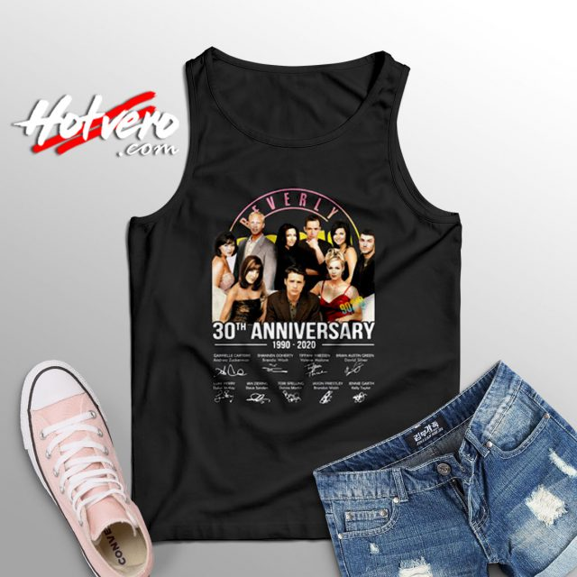 Beverly Hills 90210 30th Anniversary Tank Top