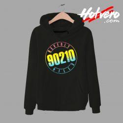 Beverly Hills 90210 Symbol Hoodie