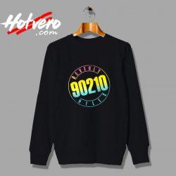 Beverly Hills 90210 Symbol Sweatshirt