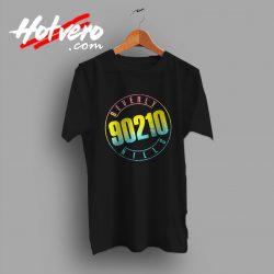 Beverly Hills 90210 Symbol T Shirt
