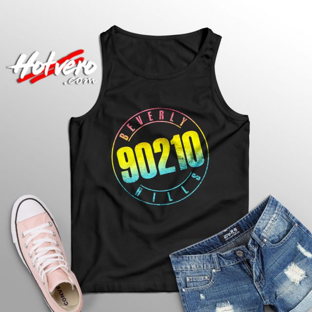 Beverly Hills 90210 Symbol Tank Top
