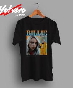 Billie Eilish Bad Vintage 90s T Shirt