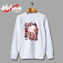 Cute Mean Girls The Plastics Sweatshirt