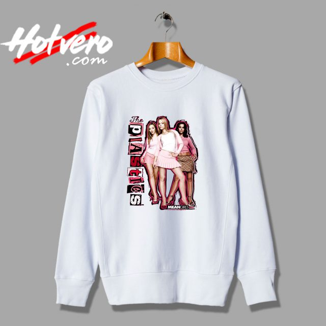 Cute Mean Girls The Plastics Sweatshirt