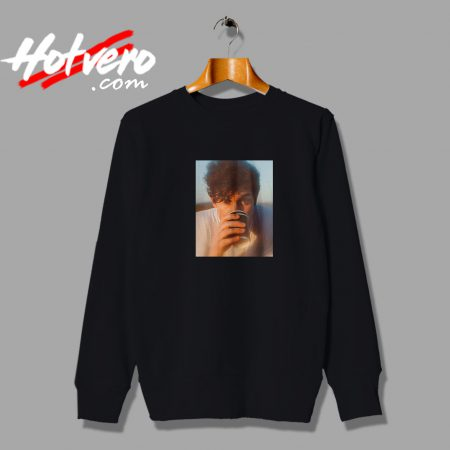 Cute Shawn Mendes Photoshoot Unisex Sweatshirt