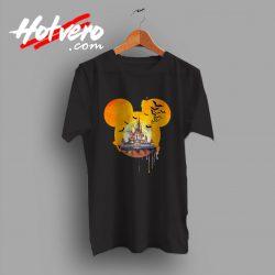 Disney Halloween Castle T Shirt