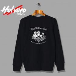 Disney Maleficent Bad Witch Club Halloween Sweatshirt