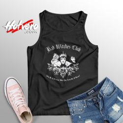Disney Maleficent Bad Witch Club Halloween Tank Top