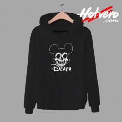 Disney Mickey Mouse Death Halloween Hoodie