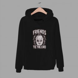 Halloween Chucky Friends Til The End Hoodie