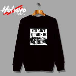 Hocus Pocus Freddy Jason You Cant Sit With Us Sweatshirt
