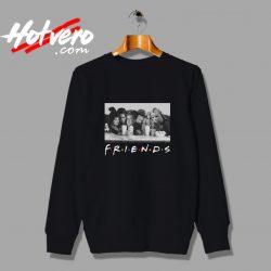 Hocus Pocus Freddy Krueger Jason Voorhees Friends Sweatshirt