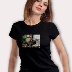I'm Not Superstitious Michael Scott The Office T Shirt