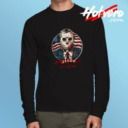 Jason Voorhees for President 2020 Halloween Long Sleeve T Shirt
